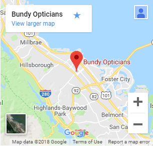 Map of Bundy Opticians location